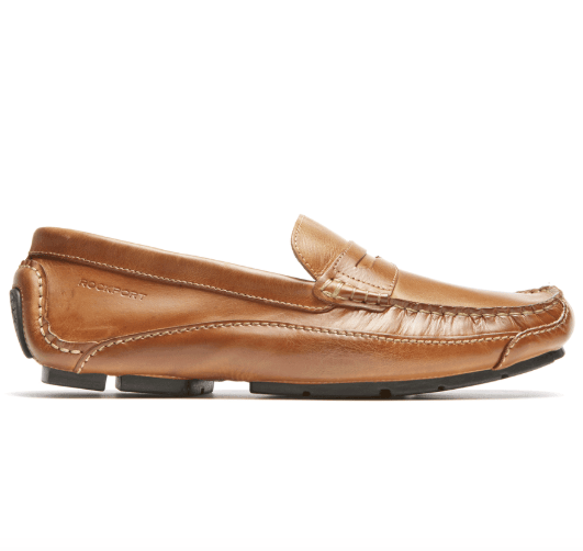 Rockport Luxury Cruise Penny men's shoes for $28, free shipping