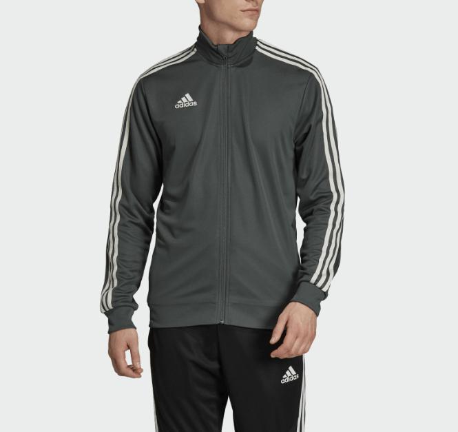 Adidas men's Tiro Track jacket for $19, free shipping