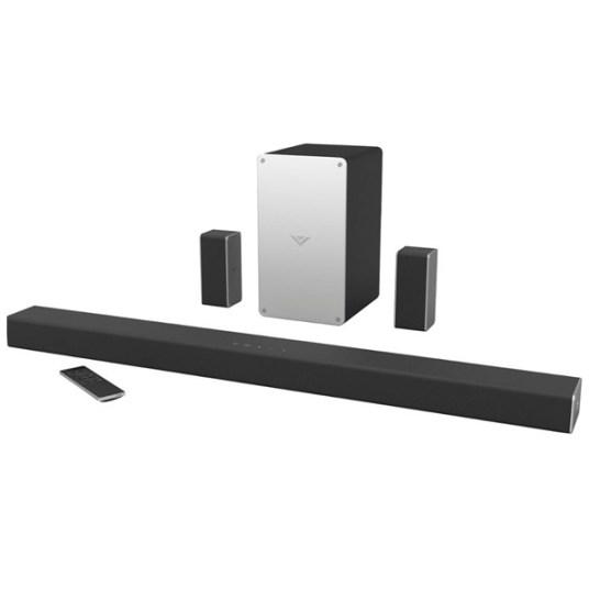 Vizio 36″ 5.1 SmartCast soundbar system from $150