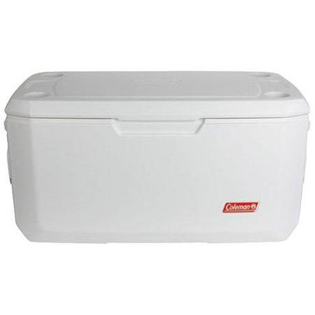 Coleman Coastal Xtreme 120-quart marine cooler for $45