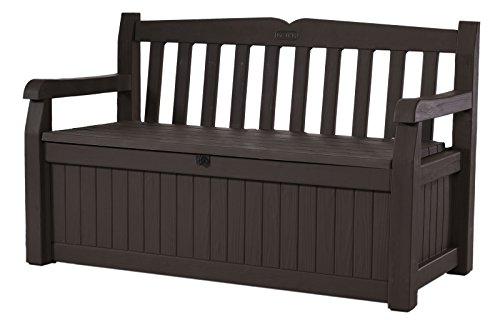 Keter Eden 70-gallon storage bench for $87