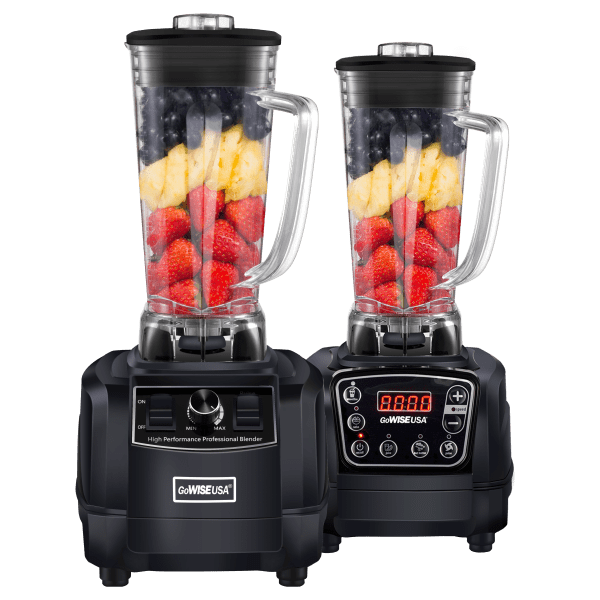 Today only: GoWISE 1450W high-speed blenders from $38