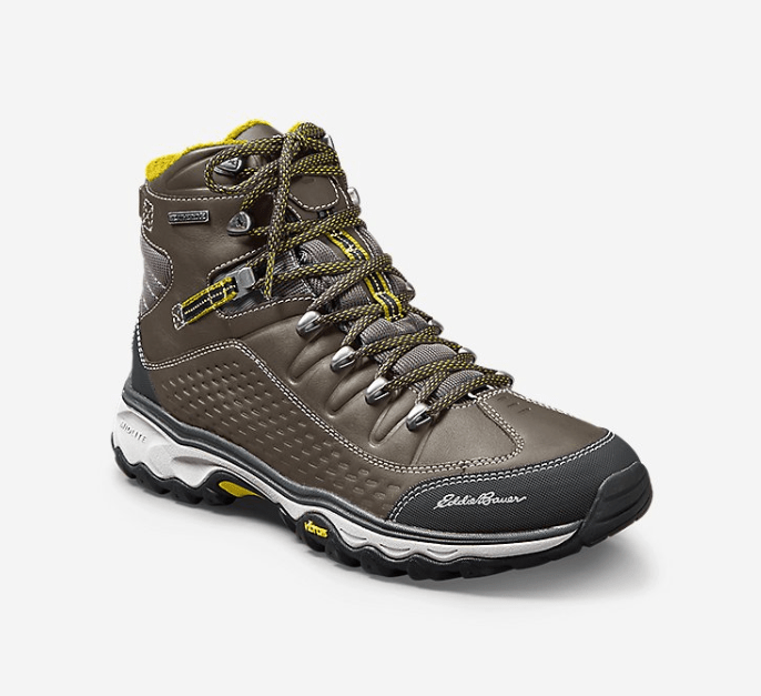 Eddie Bauer men's Mountain Ops boots for $60