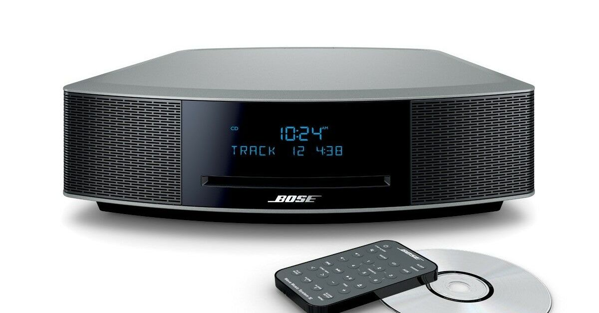 Bose Wave Music IV factory-renewed system for $199