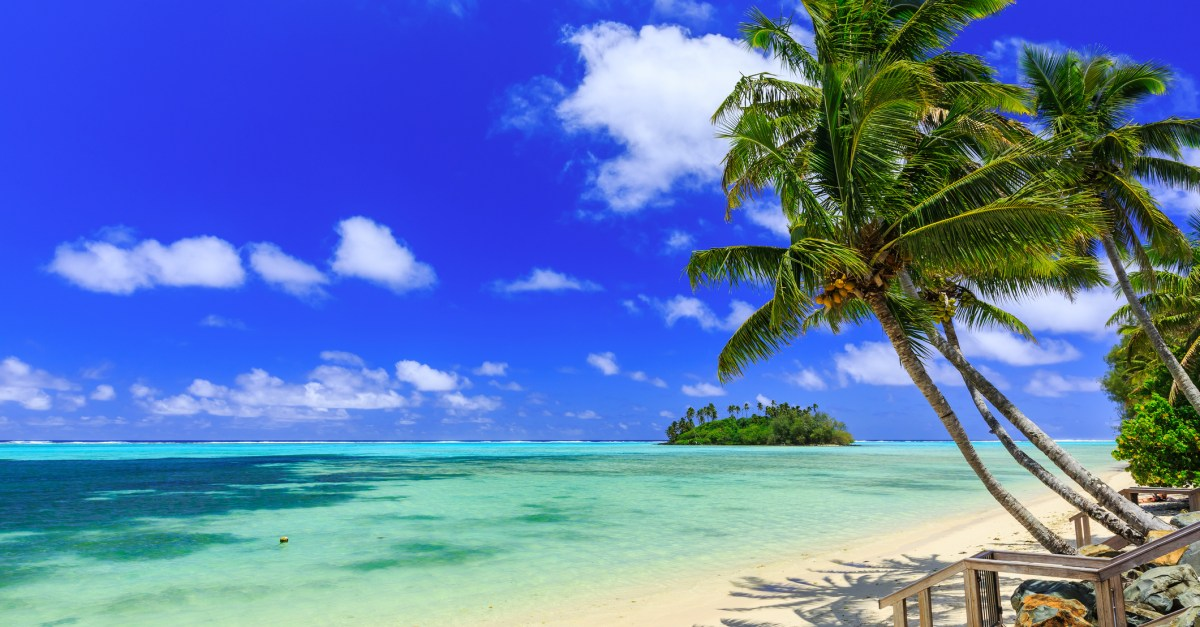 Nonstop fares to the Cook Islands from LAX as low as $575 round-trip!