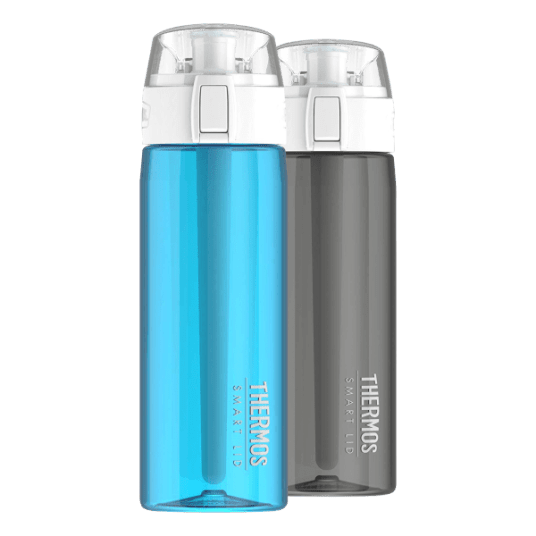 2-pack Thermos 24-oz hydration tracking smart bottles for $37 shipped