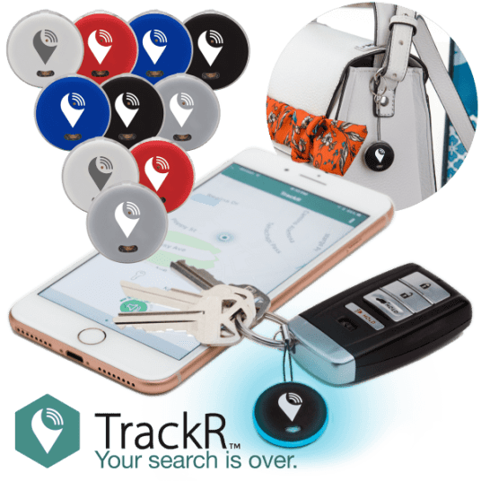 Today only: 10 TrackR tracking devices for $9