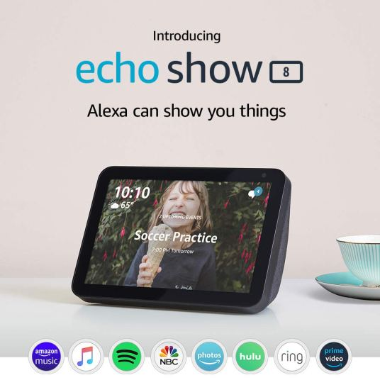 Get an Amazon gift card + save 25% on a new Echo Show device with trade-in