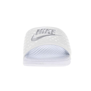 Women's Nike Benassi JDI slides for $7.50