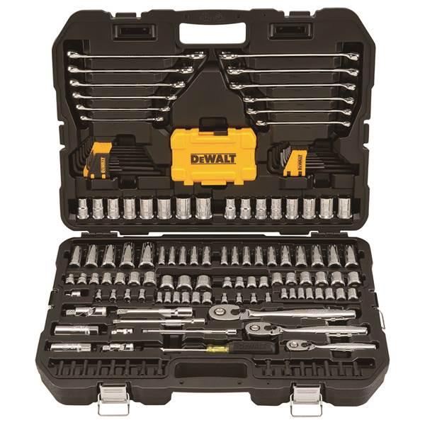 168-piece Dewalt mechanics tool set for $100