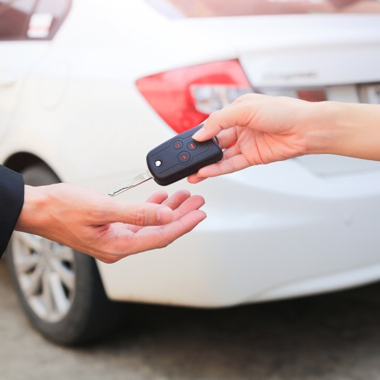 5 great rental car deals from $10 one-way