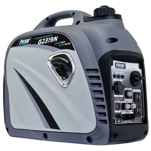 Pulsar 2300-watt parallel ready portable generator for $339