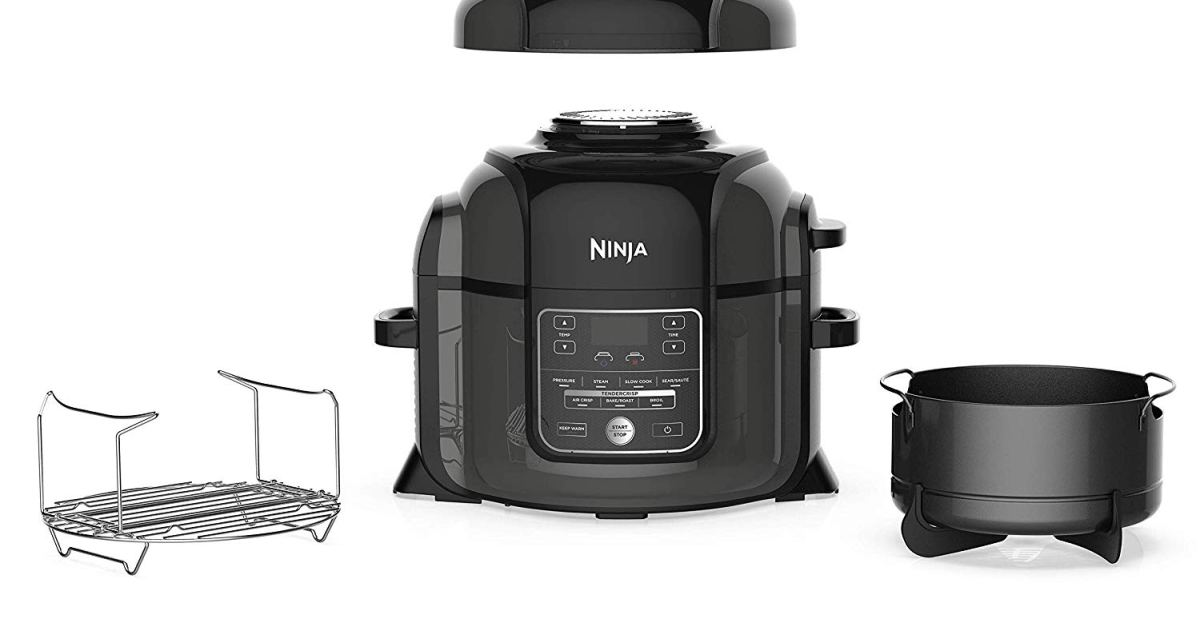Today only: Refurbished Ninja Foodi pressure cooker for $75
