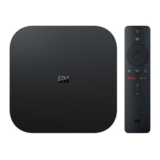 Xiaomi Mi Box S 4K streaming media player + Vudu credit for $40