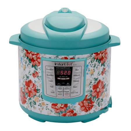 Pioneer Woman 6-quart vintage floral Instant Pot for $49