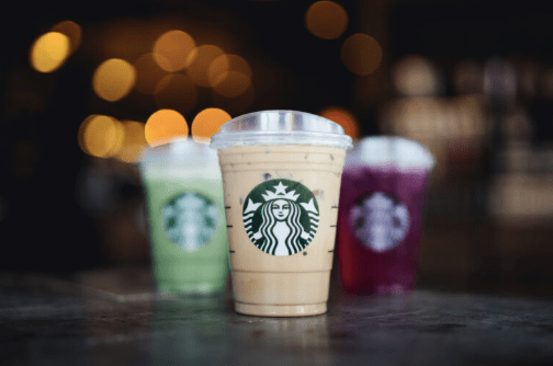 Enjoy a FREE drink at Starbucks after your first order