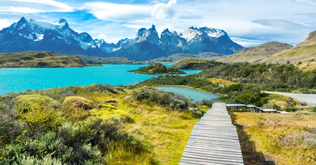 14-day South America & Patagonia tour with air & accommodations from $2,299