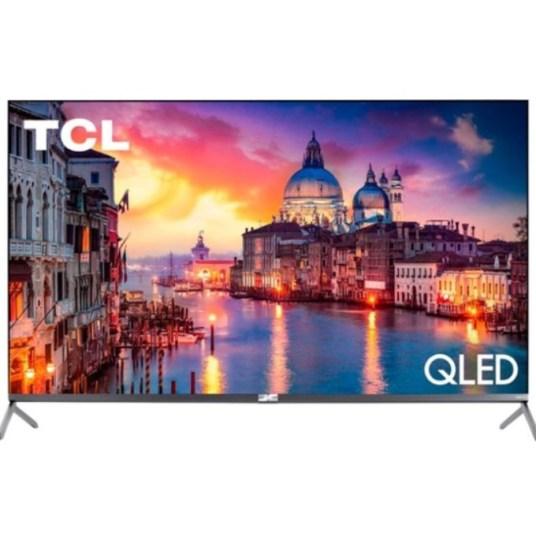 TCL 65″ Class LED 6 Series 2160p smart 4K UHD HDR Roku TV for $680