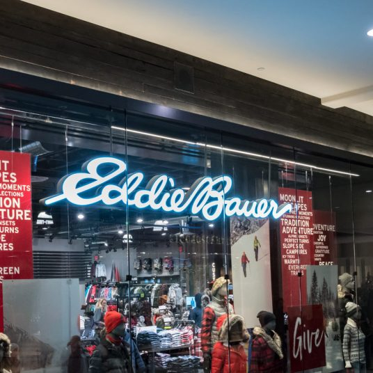 Eddie Bauer coupon: Take an extra 50% off clearance