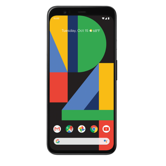 Google Pixel 4 from $400 through T-Mobile
