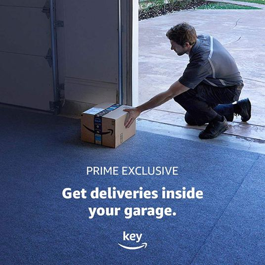 Prime members: Get a $30 credit after your first Key in-garage delivery