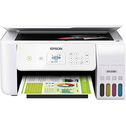Epson Expression EcoTank all-in-one printer from $199
