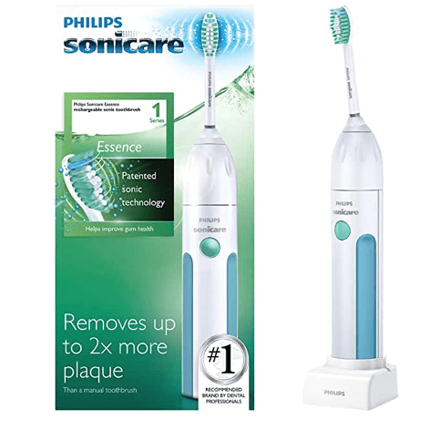 Philips Sonicare HX5611/01 Essence rechargeable electric toothbrush for $23