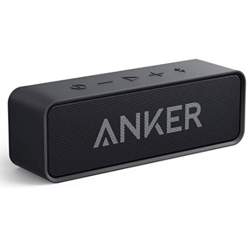 Anker SoundCore Bluetooth speaker for $22