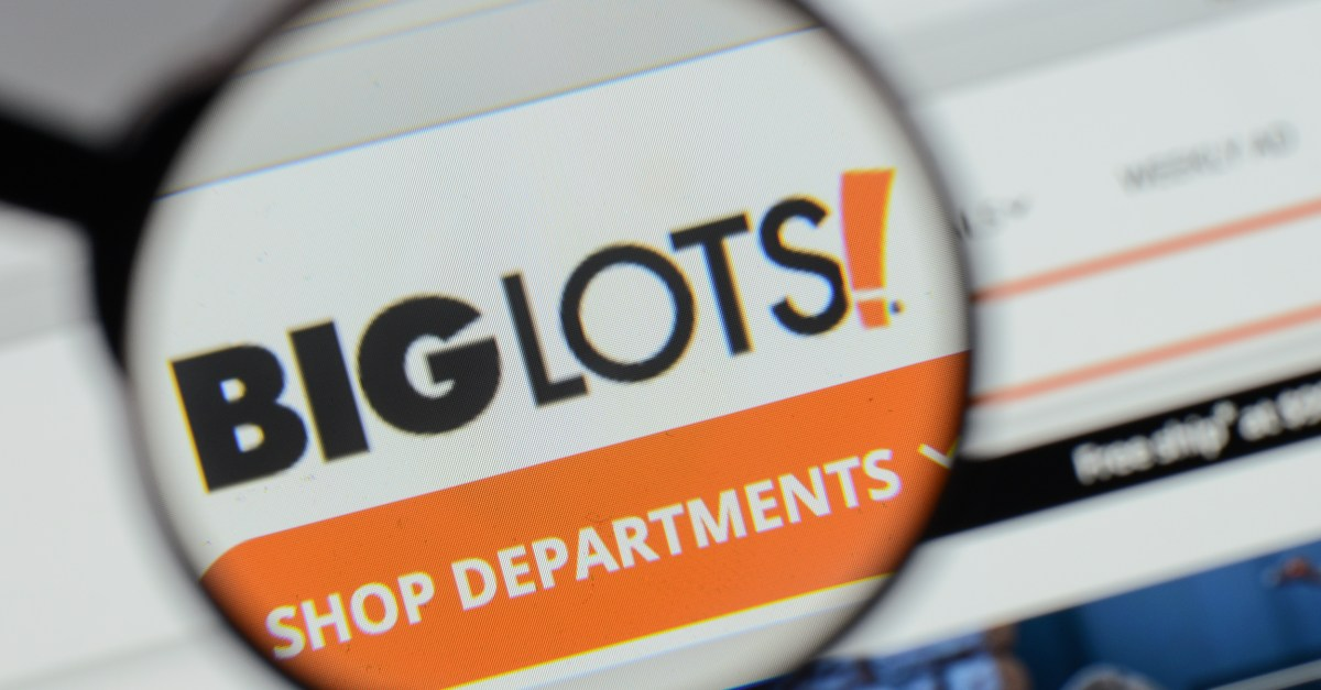 The best deals at Big Lots this week