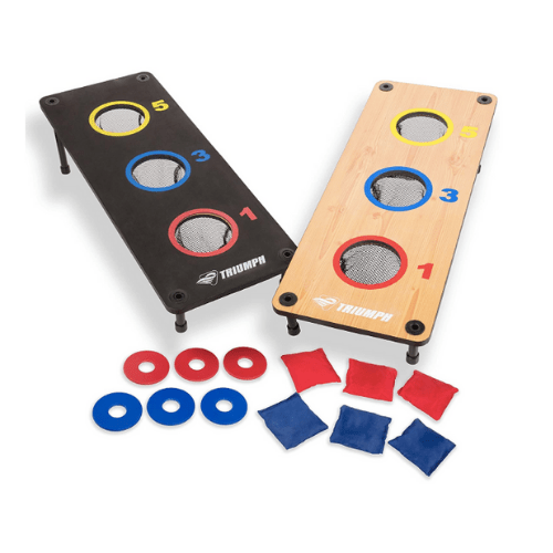 Triumph 2-in-1 bag toss outdoor game for $29 at Amazon