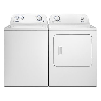 Amana electric washer & dryer set for $700