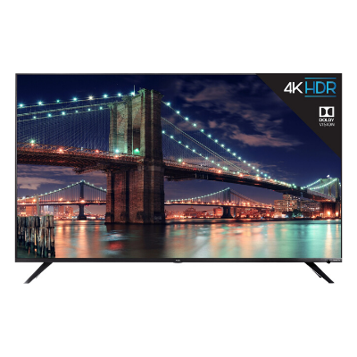 55″ TCL 6 Series 4K UHD HDR Roku Smart HDTV for $430