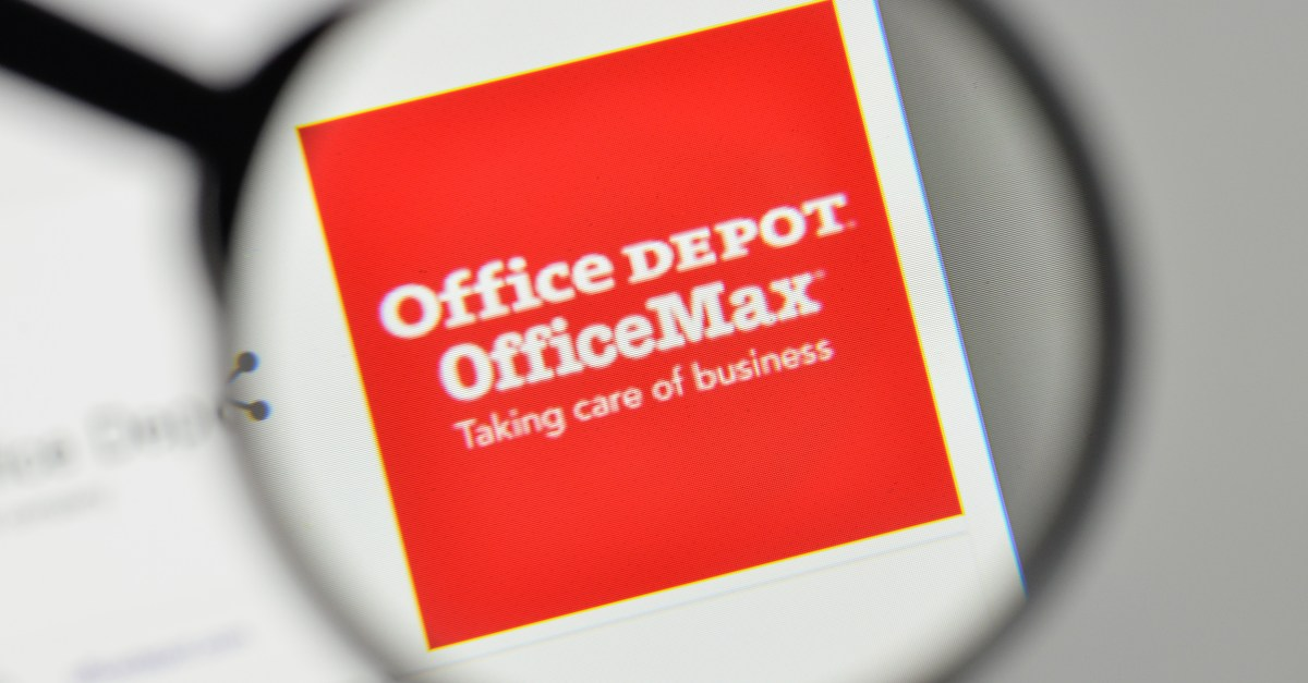 Office Depot/Office Max coupon: Take 20% off a qualifying purchase