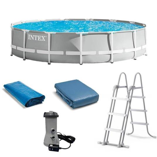 Save up to 50% or more on above-ground pools at eBay