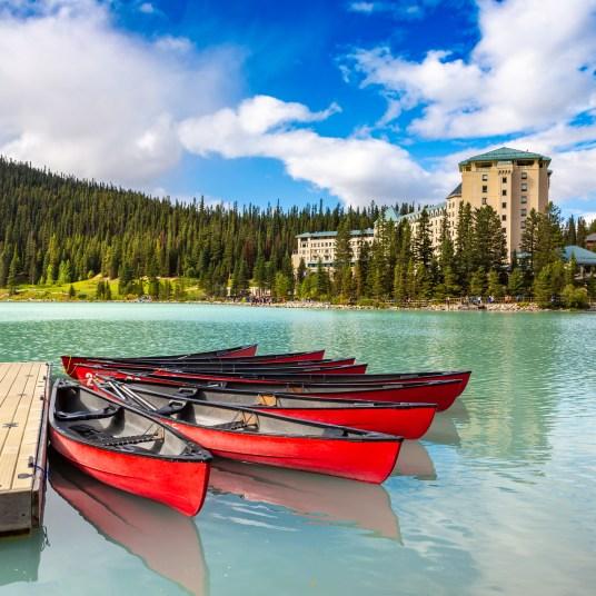 Fairmont Hotels & Resorts: Enjoy BOGO stays in North America