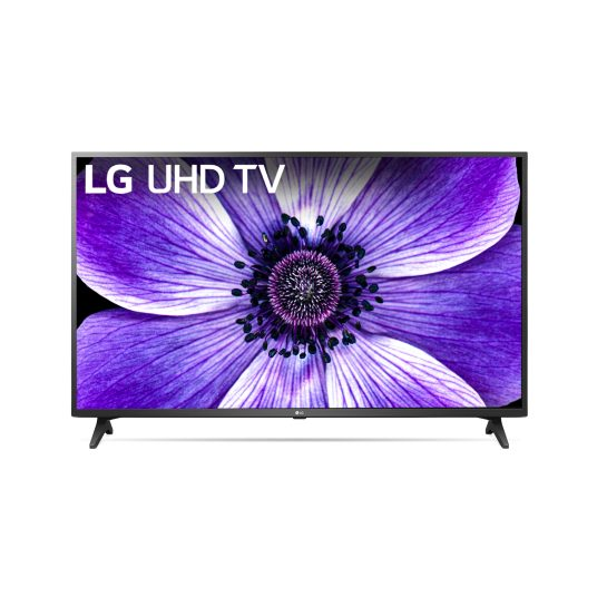 LG 50″ smart 4K TV 2020 model for $278