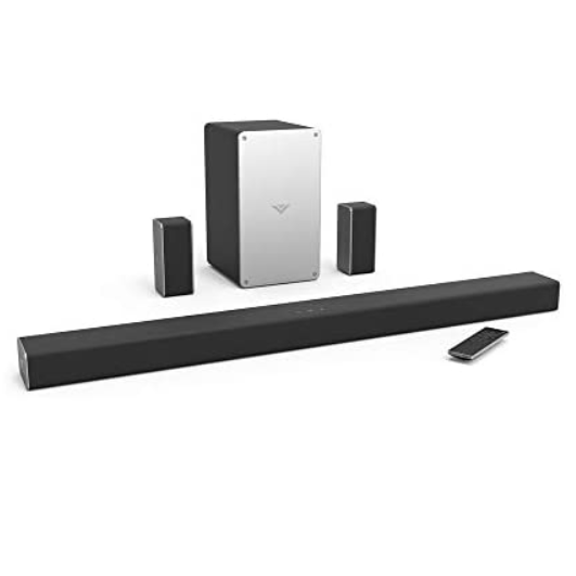 Today only: Renewed Vizio 5.1 Soundbar home speaker system for $136 shipped