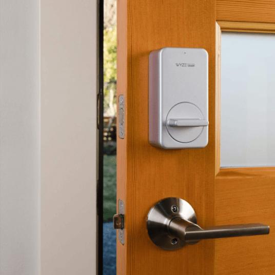 Wyze smart lock with Alexa for $80