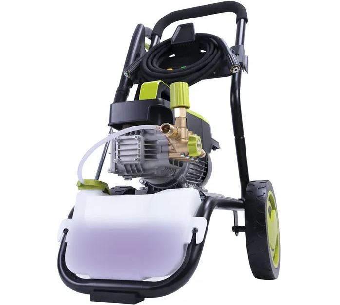 Sun Joe cold water electric pressure washer for $350