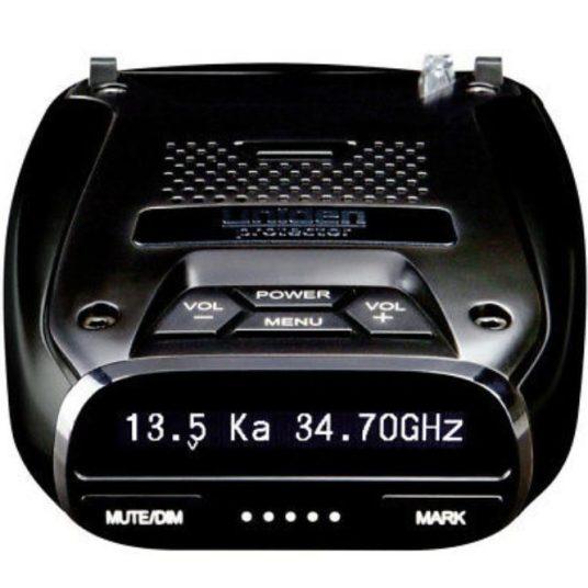 Uniden radar/laser detector with GPS for $163