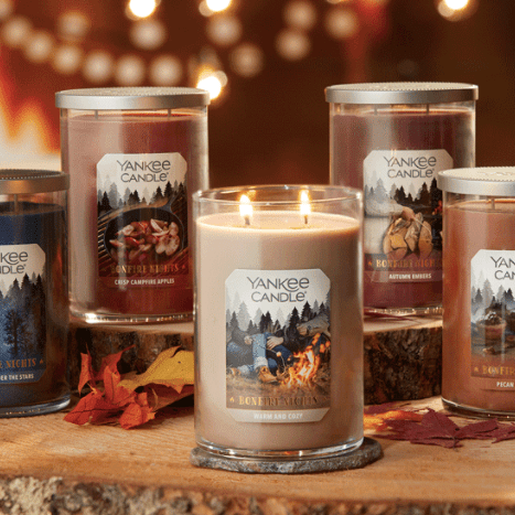 Yankee Candle: Buy one, get one FREE large jar candles