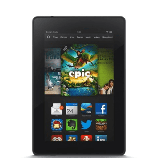 Today only: Refurbished Kindle tablets from $35