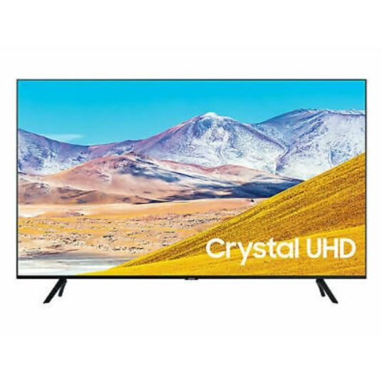 Samsung 50″ 4K Crystal smart LED TV for $357, free shipping