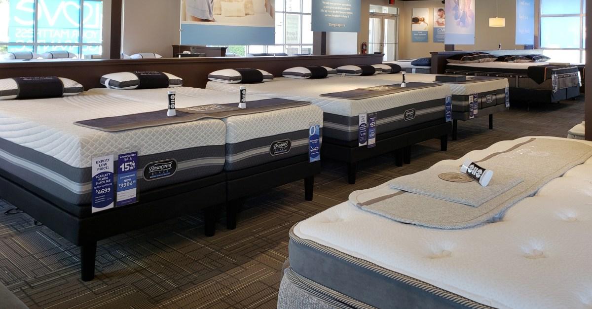 Here are the best mattress deals!