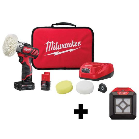 Today only: Save up to 49% on Milwaukee hand and power tools