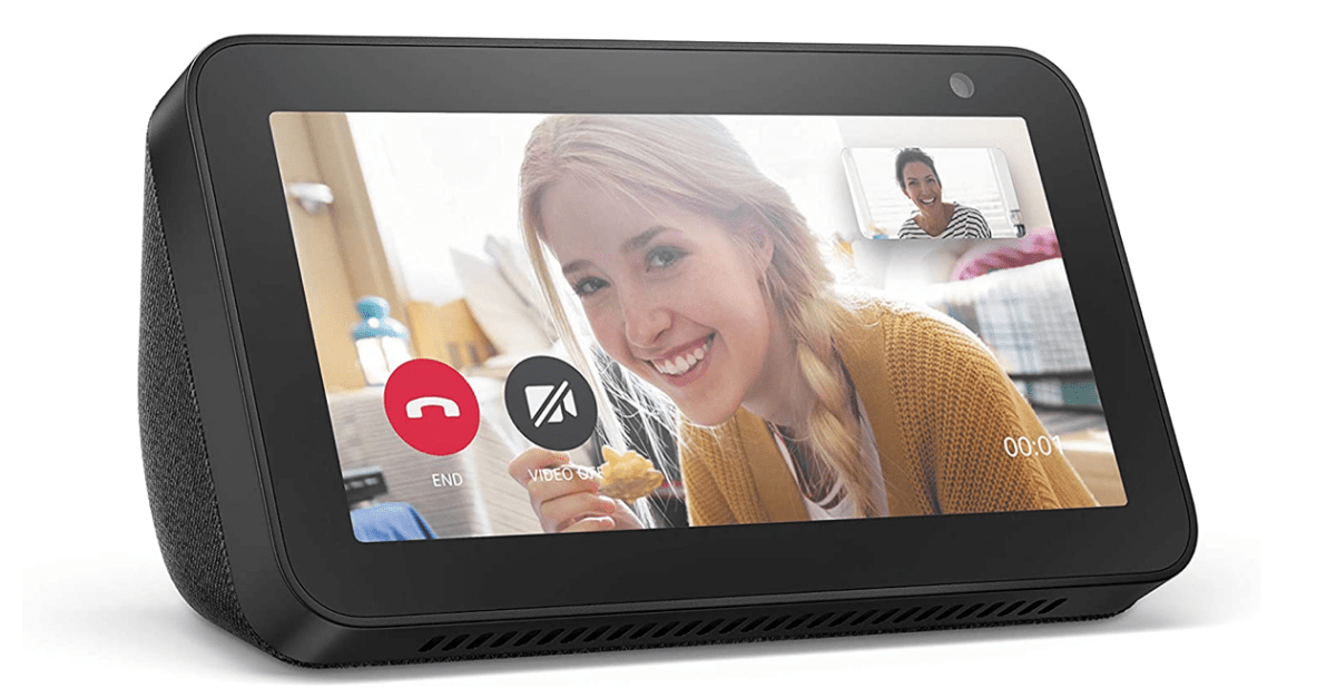 Echo Show 5 smart display for $45 at Best Buy