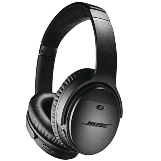 Refurbished Bose QuietComfort 35 II noise-cancelling headphones for $215