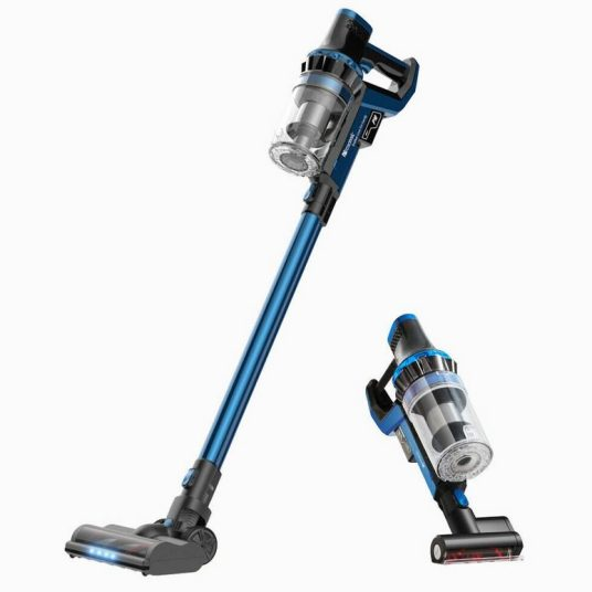 Proscenic P10 cordless vacuum cleaner for $118, free shipping