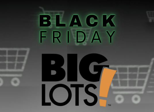 Big Lots Black Friday ad: Here are the best deals!