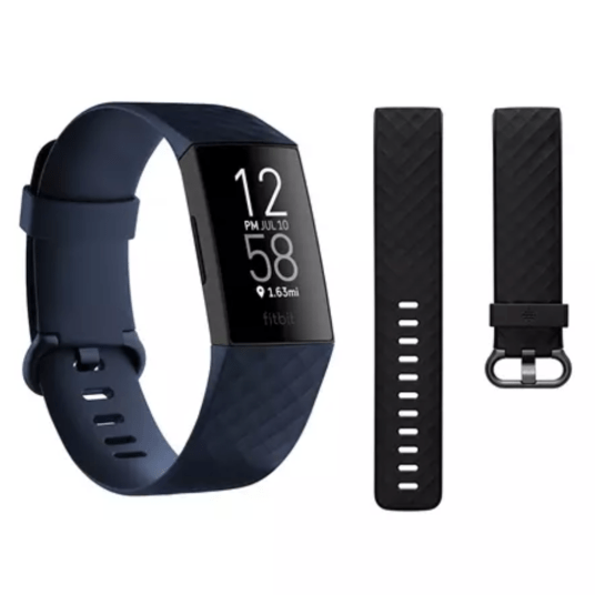 Fitbit Charge 4 fitness and activity tracker for $90
